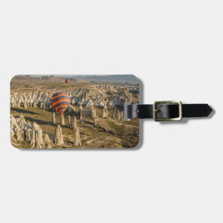Aerial View Of Hot Air Balloons, Cappadocia 2 Luggage Tag