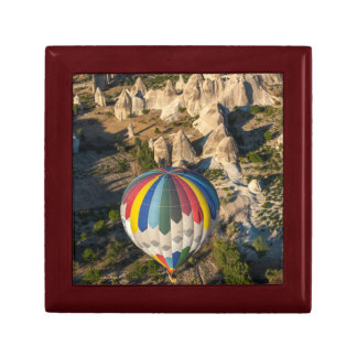 Aerial View Of Hot Air Balloons, Cappadocia Gift Box