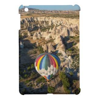 Aerial View Of Hot Air Balloons, Cappadocia iPad Mini Cover