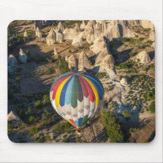 Aerial View Of Hot Air Balloons, Cappadocia Mouse Mat