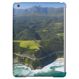 Aerial View Of Keurbooms River, Garden Route