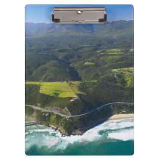 Aerial View Of Keurbooms River, Garden Route Clipboard