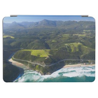 Aerial View Of Keurbooms River, Garden Route iPad Air Cover