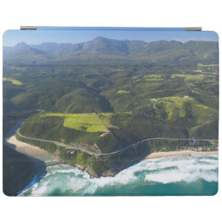 Aerial View Of Keurbooms River, Garden Route iPad Cover