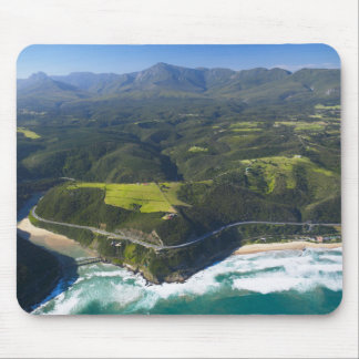 Aerial View Of Keurbooms River, Garden Route Mouse Mat