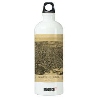 Aerial View Of Knoxville Tennessee from 1886 SIGG Traveller 1.0L Water Bottle