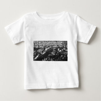 Aerial view of London Baby T-Shirt
