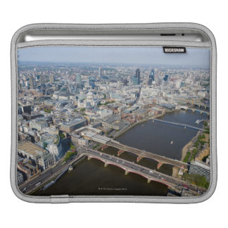 Aerial View of London iPad Sleeve