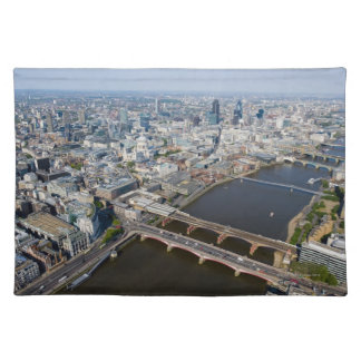 Aerial View of London Placemat