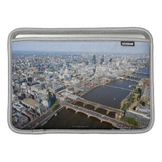 Aerial View of London Sleeve For MacBook Air