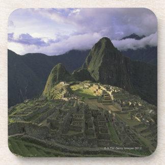 Aerial view of Machu Picchu, Peru Coaster