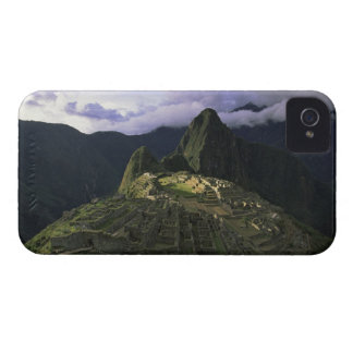 Aerial view of Machu Picchu, Peru iPhone 4 Case-Mate Cases