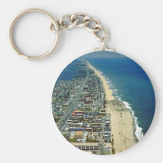 Aerial View of Ocean City Maryland Key Ring