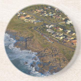Aerial View Of Orange Rock, South Coast Coaster