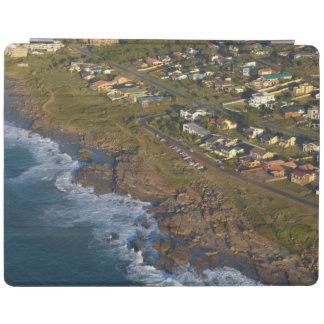 Aerial View Of Orange Rock, South Coast iPad Cover