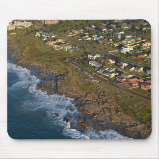 Aerial View Of Orange Rock, South Coast Mouse Pad