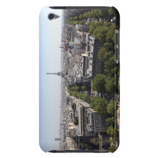 aerial view of PARIS 2 Barely There iPod Cases