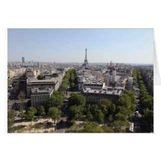 aerial view of PARIS 2 Card
