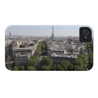 aerial view of PARIS 2 Case-Mate iPhone 4 Case