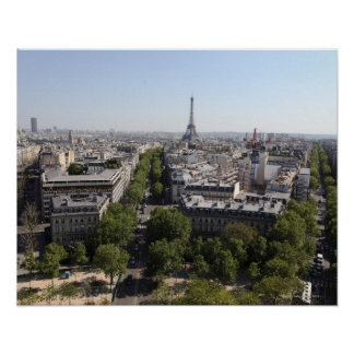 aerial view of PARIS 2 Poster