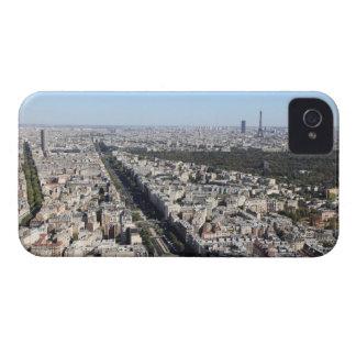 aerial view of PARIS 3 Case-Mate iPhone 4 Case