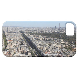 aerial view of PARIS 3 iPhone 5 Covers