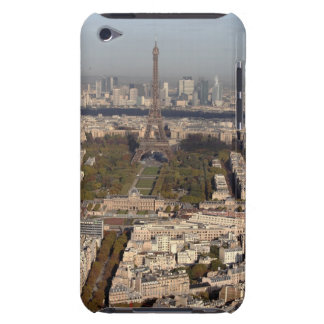 AERIAL VIEW OF PARIS BARELY THERE iPod COVERS