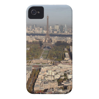 AERIAL VIEW OF PARIS Case-Mate iPhone 4 CASES