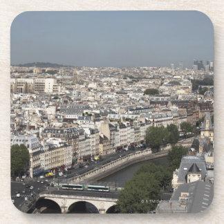 aerial view of PARIS Coaster