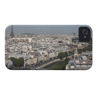 aerial view of PARIS iPhone 4 Cases