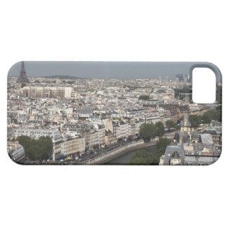 aerial view of PARIS iPhone 5 Case