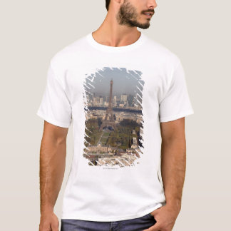 AERIAL VIEW OF PARIS T-Shirt