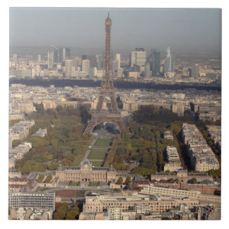 AERIAL VIEW OF PARIS TILE