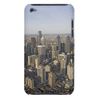 Aerial view of Philadelphia, Pennsylvania iPod Touch Case-Mate Case