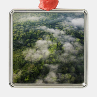 Aerial View of Rainforest, Panama Christmas Ornament