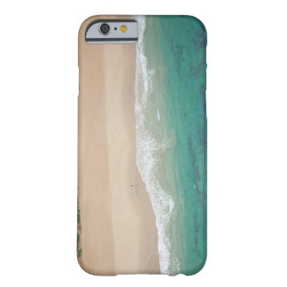Aerial view of Sea view Beach, Port Elizabeth, Barely There iPhone 6 Case