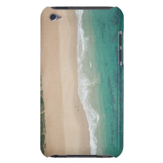 Aerial view of Sea view Beach, Port Elizabeth, iPod Touch Case