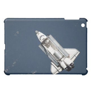 Aerial view of Space Shuttle Discovery 2 iPad Mini Covers
