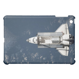 Aerial view of Space Shuttle Discovery 3 iPad Mini Case
