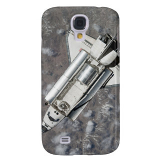 Aerial view of Space Shuttle Discovery Galaxy S4 Case