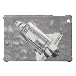 Aerial view of Space Shuttle Discovery iPad Mini Cases