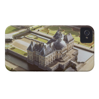 Aerial view of the Chateau, designed for Nicholas iPhone 4 Cases