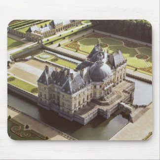 Aerial view of the Chateau, designed for Nicholas Mouse Mat