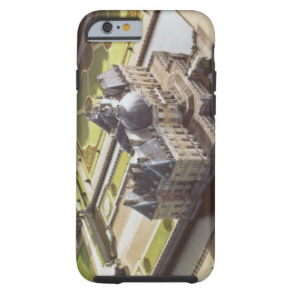 Aerial view of the Chateau, designed for Nicholas Tough iPhone 6 Case