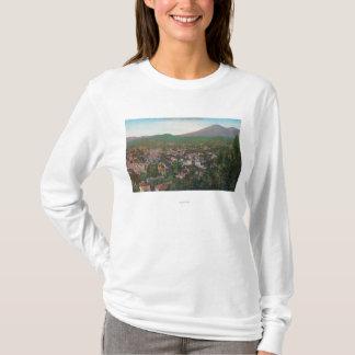 Aerial View of the CitySan Rafael, CA T-Shirt