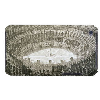 Aerial view of the Colosseum in Rome from 'Views o Barely There iPod Case