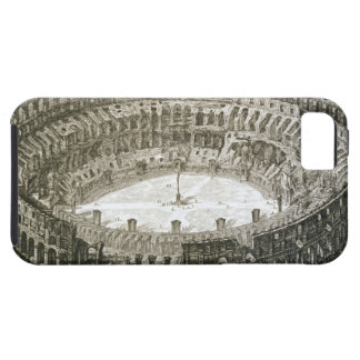 Aerial view of the Colosseum in Rome from 'Views o iPhone 5 Cover