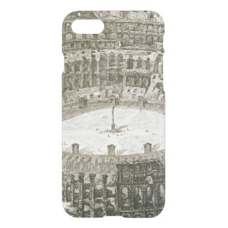 Aerial view of the Colosseum in Rome from 'Views o iPhone 8/7 Case