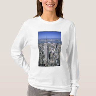 Aerial view of the Empire State Building and T-Shirt