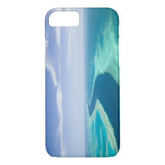 Aerial view of The Great Barrier Reef by the iPhone 7 Case
